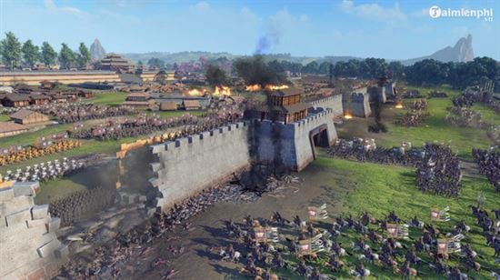 cau hinh choi game total war three kingdoms 2
