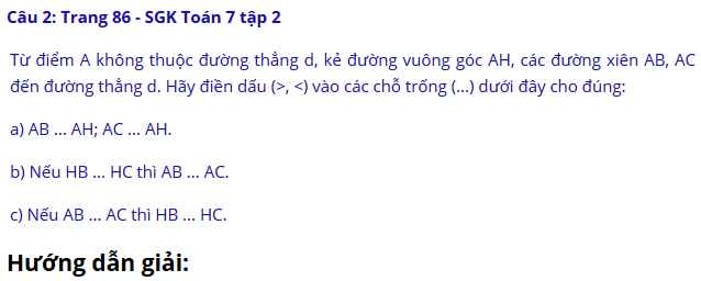 giai toan 7 trang 86 87 sgk tap 2 on tap chuong 3 phan cau hoi 2
