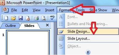 Chen Slide Template trong PowerPoint