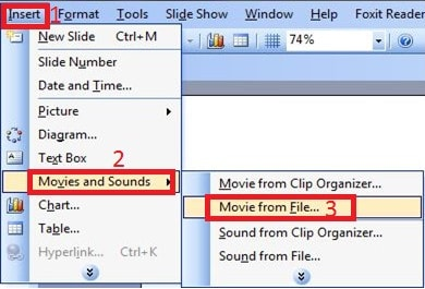 how to add video to powerpoint for offline
