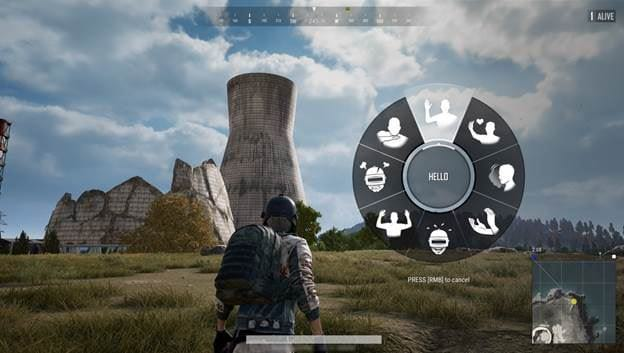 chi tiet thay doi giao dien nguoi dung trong pubg pc mua 4 2