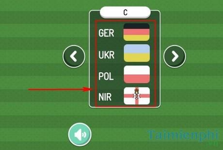 cach choi game thu mon euro 2016 tren may tinh