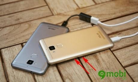Chụp màn hình Zenfone 3, Screenshot điện thoại Asus Zenfone 3