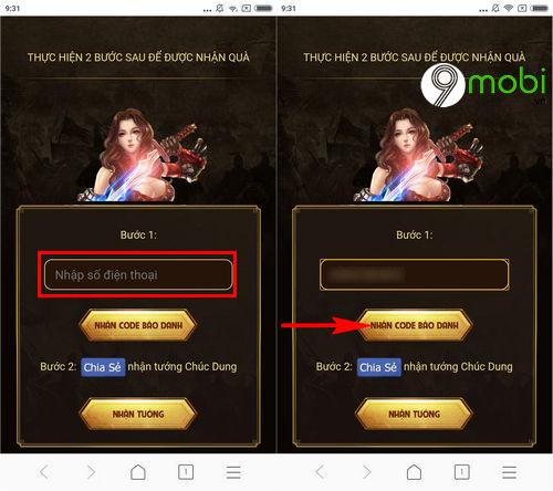 code de vuong ba nghiep mobile 2