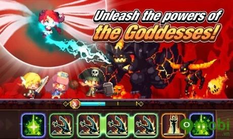 tải Crusaders Quest cho iPhone 6 plus, 6, ip 5s, 5, 4s, 4
