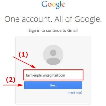 dang nhap gmail, gmail dang nhap