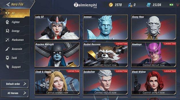 danh gia game moba marvel super war 2