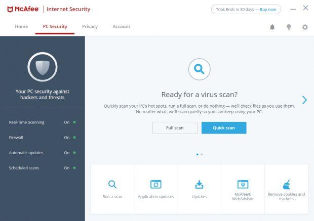 danh gia mcafee internet security 2019 2