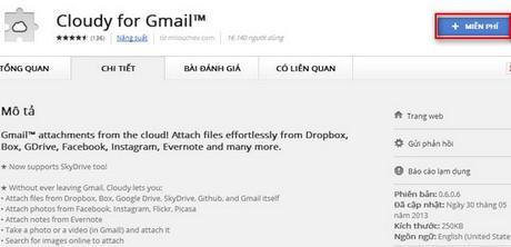 Đinh kem file tu Dropbox vao Gmail