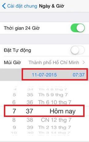 Cách khắc phục lỗi iPhone 6 không thể kết nối với App Store - www.TAICHINH2A.COM