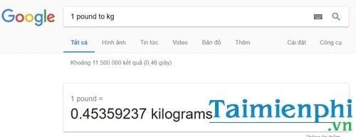 1 pound bang bao nhieu kg