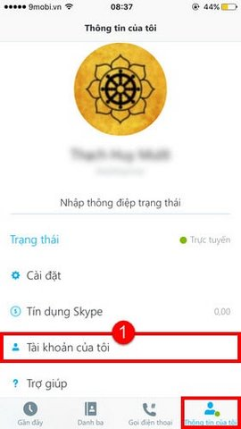 doi ten skype