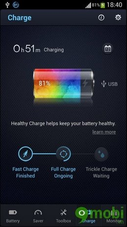 ải DU Battery Saver cho Samsung