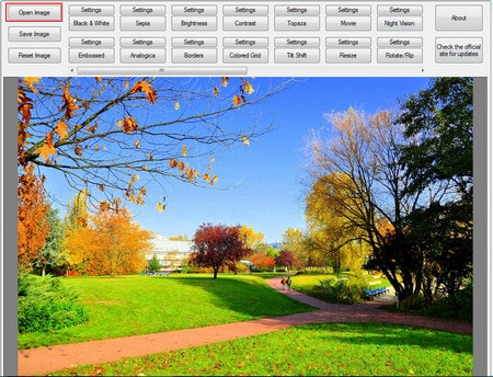 software, phần mềm, easy photo effects, download
