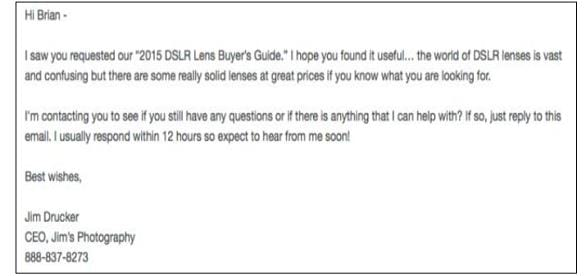 email html va plain text trong email marketing 2