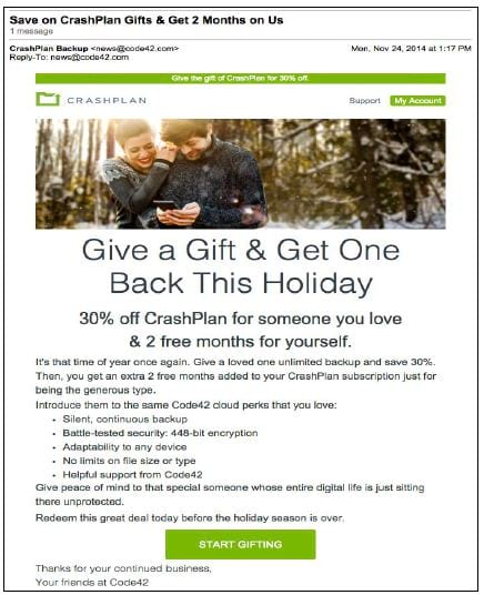 email newsletter trong email marketing 2