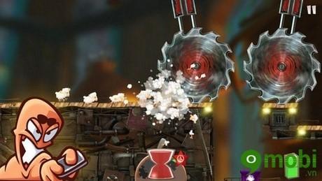 game Worms phien ban moi