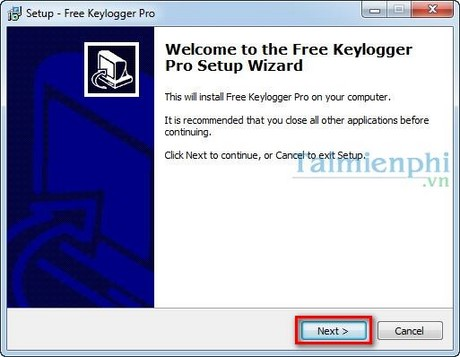 Monitoring, managing computer operations with Free Keylogger Pro