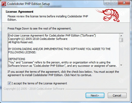 giveaway ban quyen mien phi codelobster php edition 2