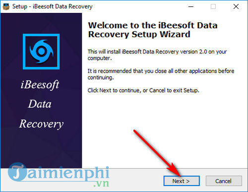 giveaway ban quyen mien phi ibeesoft data recovery khoi phuc du lieu da mat 2