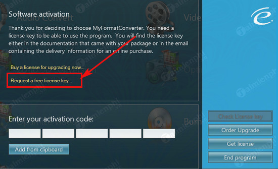 giveaway ban quyen mien phi myformatconverter basic 2