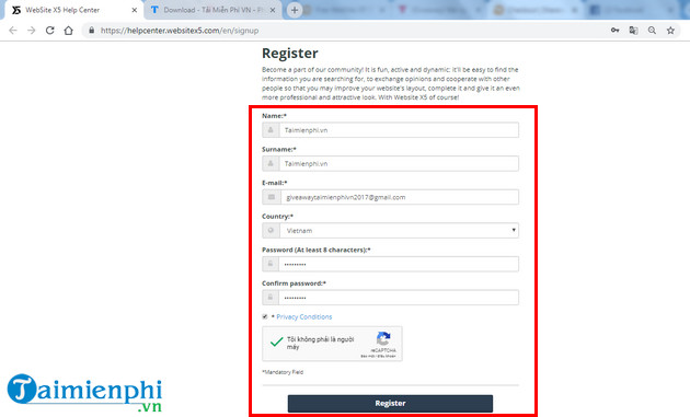 giveaway ban quyen mien phi website x5 start 14 2