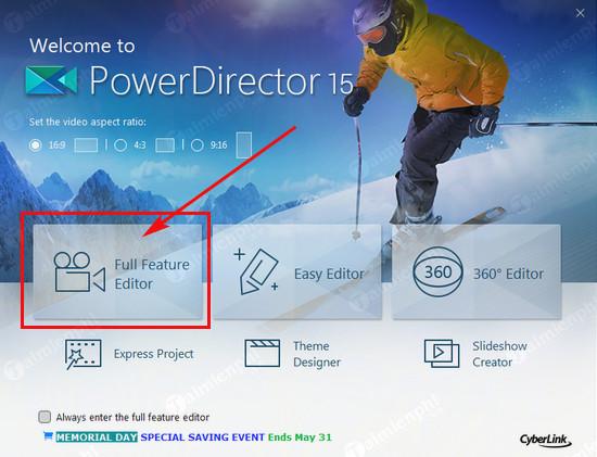 download cyberlink powerdirector mien phi