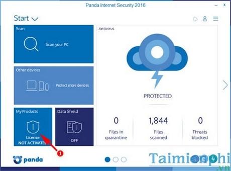 giveaway panda internet security 2016 mien phi