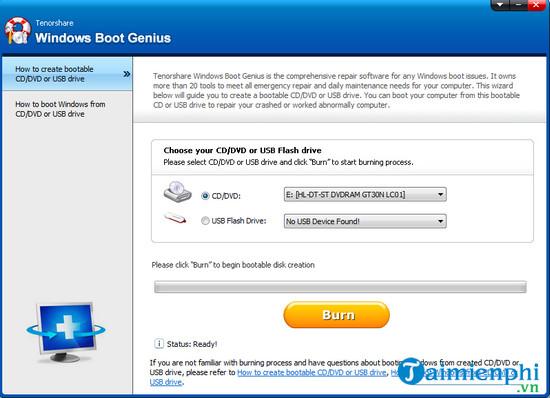 giveaway windows boot genius