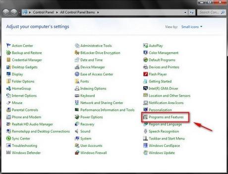 Remove, remove Delta Search on Firefox