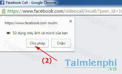 Calls on Facebook, Facebook video calling on Laptop, PC