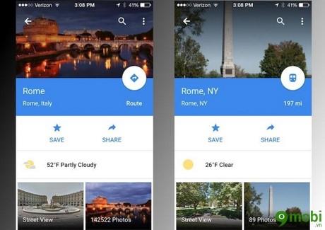tai google maps cho Android