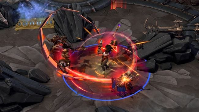 heroes of the storm ra mat sat thu qhira 2