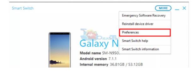 huong dan backup va restore samsung galaxy s9 s9 plus 2