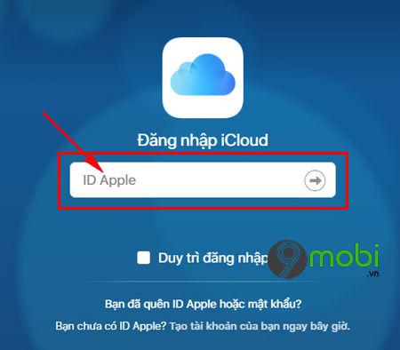 huong dan cach an danh ba tren iphone ipad 2