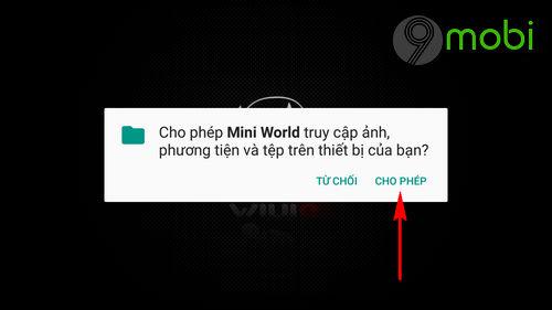 huong dan cach choi mini world co ban 2