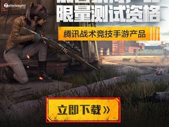 huong dan cach tai pubg mobile 2 co dao hanh dong 2