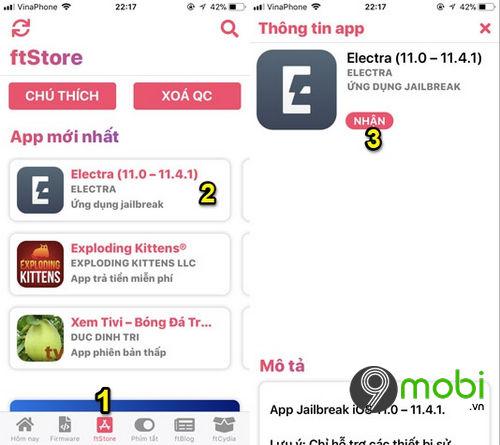 huong dan cai jailbreak ios 11 4 11 4 1 cho iphone ipad 2