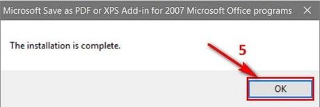 cai microsoft save as pdf vao office