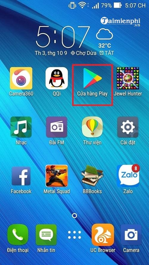 huong dan cai va choi mini world tren dien thoai android iphone 2