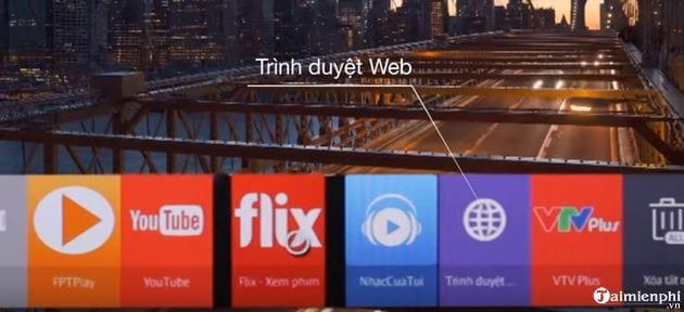 huong dan cai va su dung vtv giai tri tren android tv smart tv 2