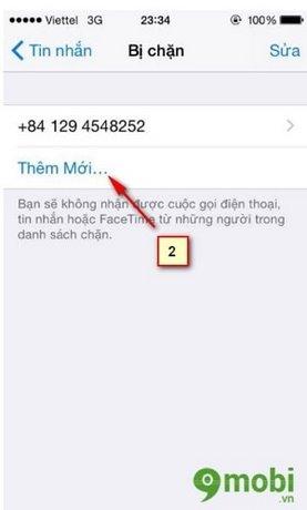 huong dan chan tin nhan tren iphone 6s