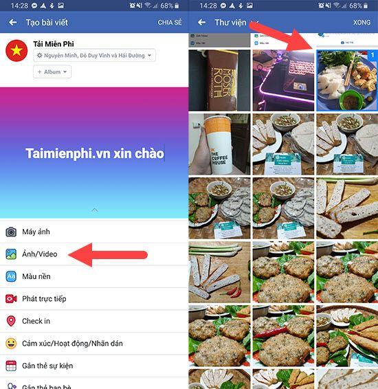 huong dan chen bieu tuong de thuong vao anh tren facebook 2