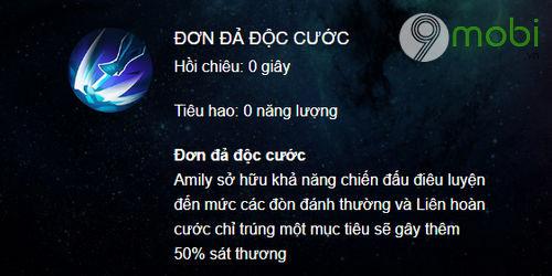 huong dan choi amily trong lien quan mobile 2