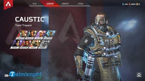 huong dan choi caustic trong game apex legends 2