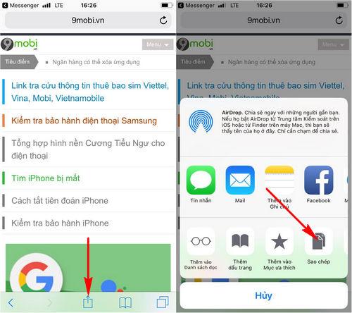 huong dan chup toan bo man hinh trang web tren android iphone 2