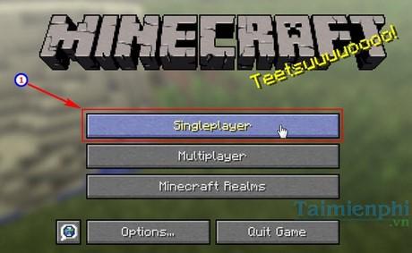 cách chơi minecraft cung ban be