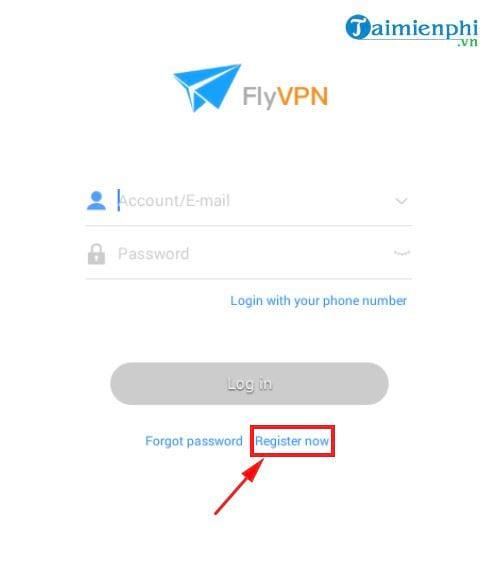 Hướng dẫn đăng ký và cách dùng FlyVPN