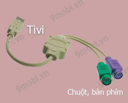 huong dan ket noi chuot ban phim voi tivi smart tivi internet tivi 2
