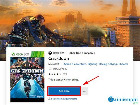 Hướng dẫn tải miễn phí Crackdown và Crackdown 2 cho Xbox